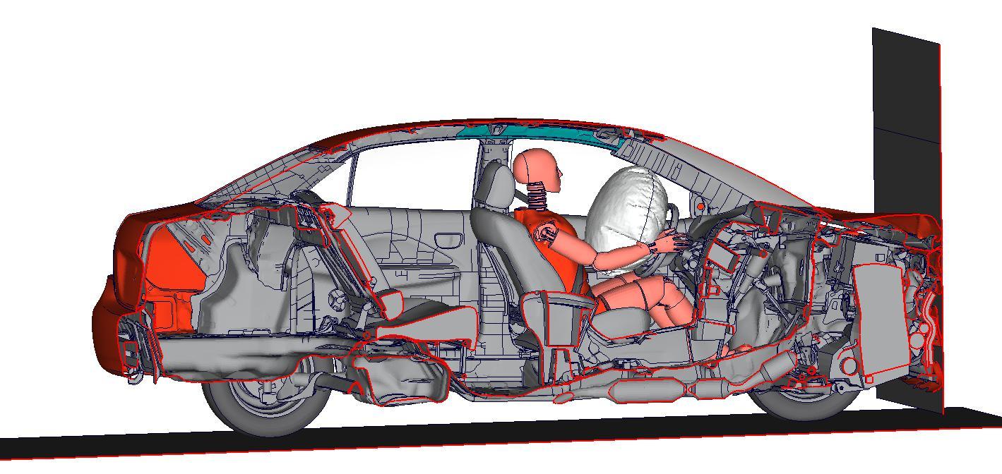 Airbag-Aktivierung