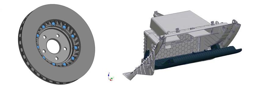Modellaufbau Vernetzung 2